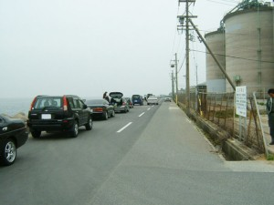 三重県NKK(日本鋼管)周辺駐車スペース