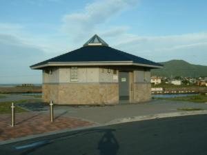愛知県赤羽根漁港トイレ FISH&MAPS