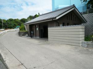 三重県国崎漁港トイレ