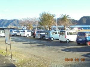 三重の釣り場 行野浦漁港 駐車スペース FISH&MAPS