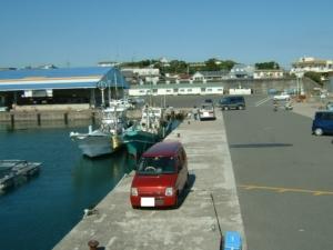 三重県和具漁港 港内 FISH&MAPS