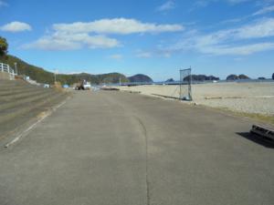 三重県道瀬港駐車スペース FISH&MAPS