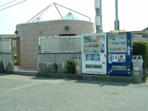 静岡県新居釣り公園西トイレ