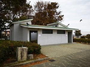 静岡県浜松まつり会館トイレ FISH&MAPS