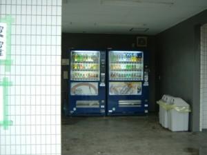 福井県敦賀新港自販機 FISH&MAPS