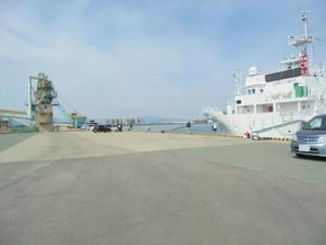 三重県松阪港正面岸壁 FISH&MAPS