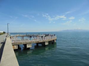 鳥取県夢みなと釣り桟橋 FISH&MAPS