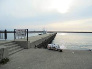 三重県波切漁港中堤防 FISH&MAPS