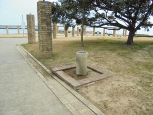 三重県白子港緑地公園 FISH&MAPS
