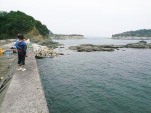 和歌山県水軒一文字