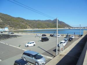 島根県出雲市大社港駐車スペース 釣り場サイトFISH&MAPS
