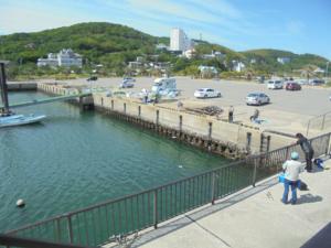 愛知県宮崎港