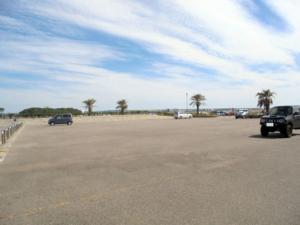 愛知県宮崎港駐車スペース