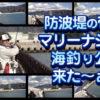 和歌山マリーナシティ海釣り公園・海洋釣り堀 ファミリーフィッシングも快適!